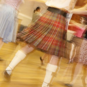 Scottish Dancing Kilt